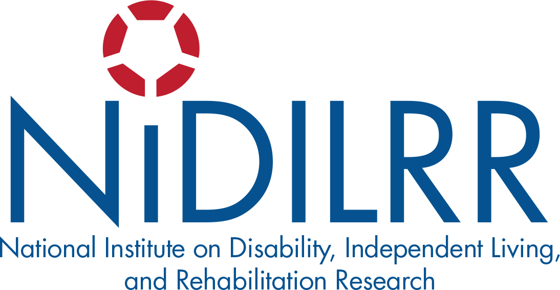 Logo for National Institute on Disability, Independent Living, and Rehabilitation Research