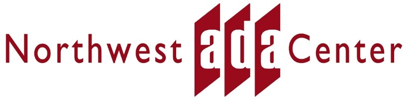 Logo for Northwest ADA Center