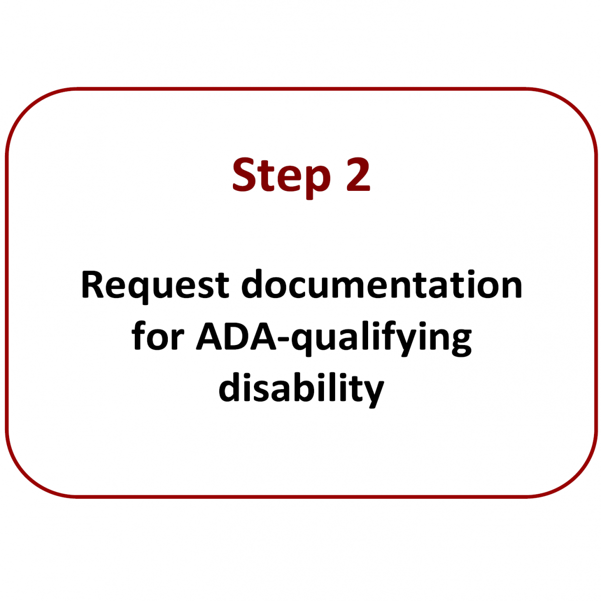 conducting a reasonable accommodation interview | adanw